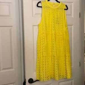 New with tags Lily Pulitzer yellow sundress